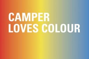 夏カラー満載のCAMPER LOVES COLOURフェア