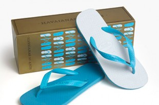 havaianas 50thAnniversaryのラストを飾る記念モデル