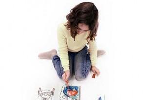 A.P.C.より子供向けぬり絵帳Everyday life colouring booksが登場