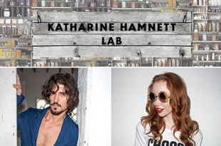 KATHARINE HAMNETTが新コンセプトショップローンチイベントを3月22日(土)に開催