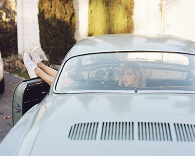イタリア発スニーカーブランド・スペルガの2014年春夏イメージモデルはスキ・ウォーターハウス | 靴からはじまるスタイルWEBマガジン