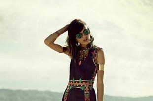 世界の夏フェスを旅して回る女性がテーマの限定アイテム!フェスファッションを極めるカプセルコレクション