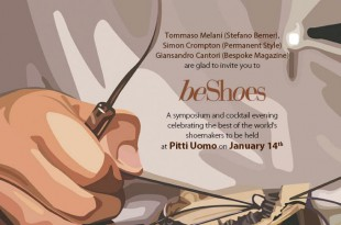Stefano Bemer主催ヨーロッパ名門コブラーが集う一夜限りのシンポジウム beShoesに参加できるチャンス
