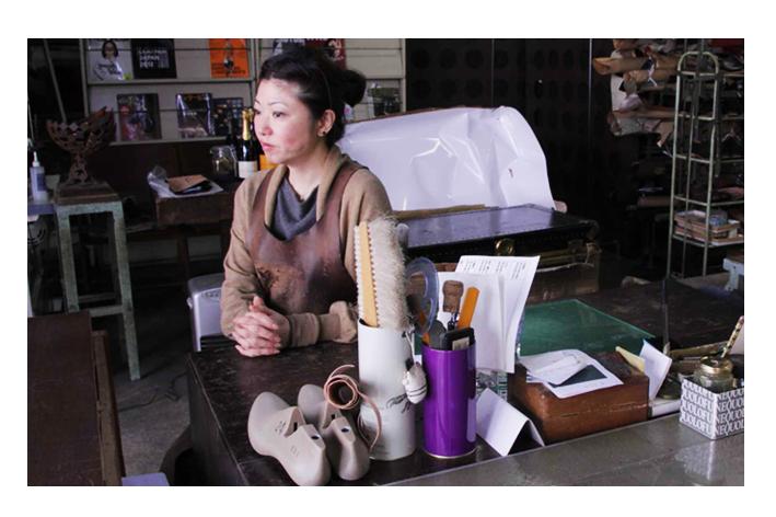22222355 「日本人の女性靴